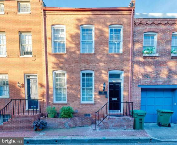 119 W Montgomery Street, BALTIMORE, MD 21230 (#MDBA552454) :: Sunrise Home Sales Team of Mackintosh Inc Realtors
