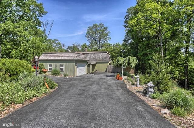 4621 Custer Drive, HARRISBURG, PA 17110 (#PADA133708) :: Blackwell Real Estate