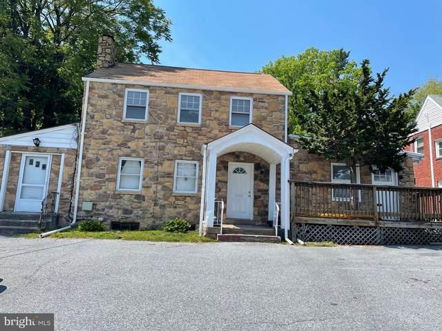 3814 Walnut Street, HARRISBURG, PA 17109 (#PADA133716) :: CENTURY 21 Home Advisors