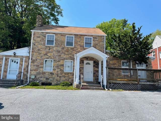 3814 Walnut Street, HARRISBURG, PA 17109 (#PADA133718) :: CENTURY 21 Home Advisors