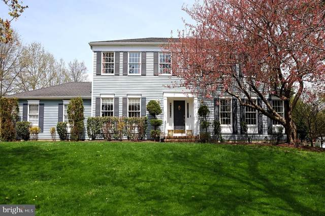 3 Cranston Court, PRINCETON JUNCTION, NJ 08550 (#NJME313066) :: The Schiff Home Team