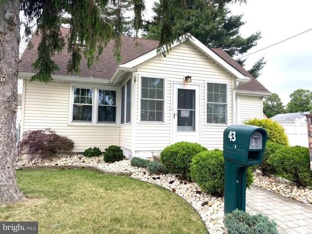 43 Wagner Street, HAMILTON, NJ 08610 (MLS #NJME313074) :: Kiliszek Real Estate Experts