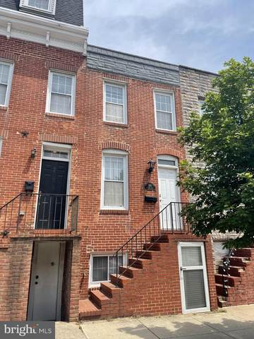 740 E Fort, BALTIMORE, MD 21230 (#MDBA552528) :: The Dailey Group