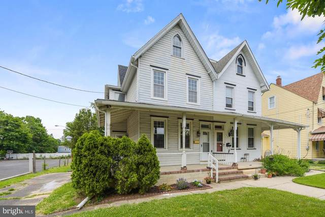 121 E 5TH Street, PALMYRA, NJ 08065 (MLS #NJBL398592) :: The Dekanski Home Selling Team