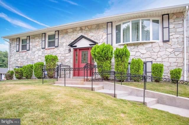 613 Millwoof Drive, CAPITOL HEIGHTS, MD 20743 (#MDPG607890) :: AJ Team Realty