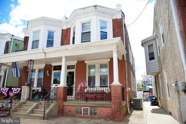 4449 E Thompson Street, PHILADELPHIA, PA 19137 (#PAPH1021464) :: REMAX Horizons