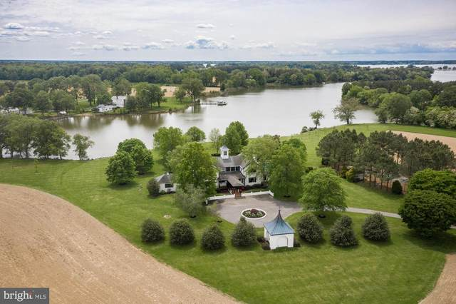 Hunting Creek Lane, EASTON, MD 21601 (#MDTA141296) :: Bright Home Group