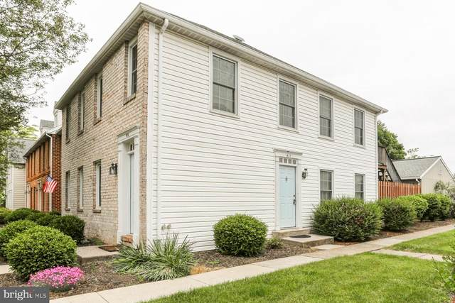 471 Delancey Court, MECHANICSBURG, PA 17055 (#PACB135294) :: The Joy Daniels Real Estate Group