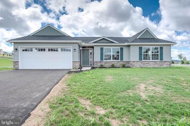309 Normandy Lane, DILLSBURG, PA 17019 (#PAYK159202) :: The Joy Daniels Real Estate Group