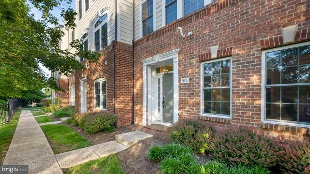 514 Raymond Drive #8, WEST CHESTER, PA 19380 (#PACT537508) :: LoCoMusings