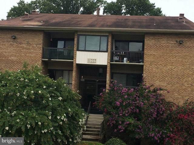 11222 Cherry Hill Road T3, BELTSVILLE, MD 20705 (#MDPG607912) :: AJ Team Realty