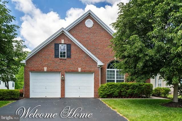 17 Buckingham Drive, PENNINGTON, NJ 08534 (#NJME313084) :: REMAX Horizons