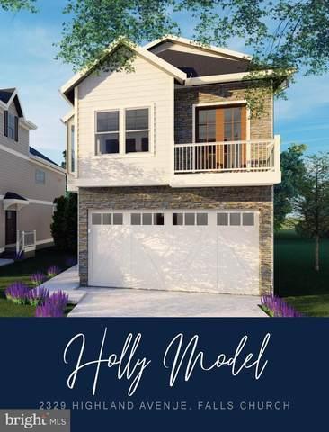 2329 Highland Avenue, FALLS CHURCH, VA 22046 (#VAFX1204338) :: Jennifer Mack Properties