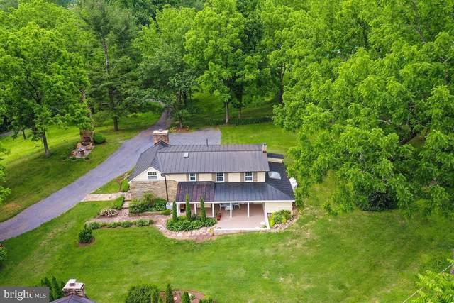 26 Evergreen Lane, FLINT HILL, VA 22627 (#VARP107978) :: Debbie Dogrul Associates - Long and Foster Real Estate