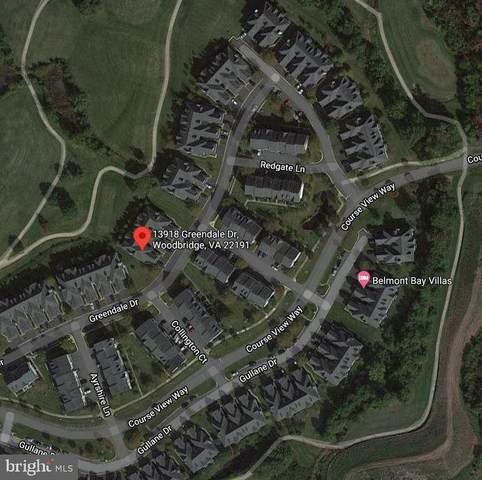 13918 Greendale Drive, WOODBRIDGE, VA 22191 (#VAPW523866) :: The Sky Group