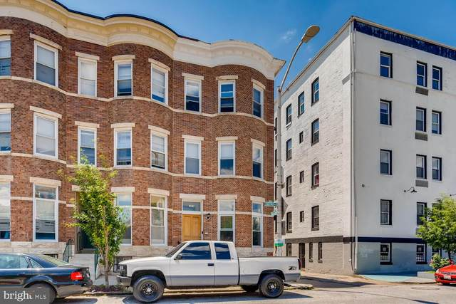 1812 Guilford Avenue, BALTIMORE, MD 21202 (#MDBA552608) :: The Yellow Door Team