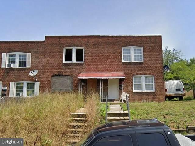 812 Stoll Street, BALTIMORE, MD 21225 (#MDBA552622) :: The Schiff Home Team