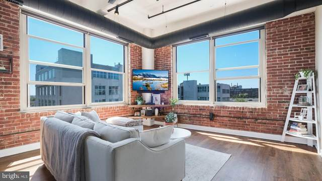 444 N 4TH Street #511, PHILADELPHIA, PA 19123 (#PAPH1021654) :: The Lux Living Group