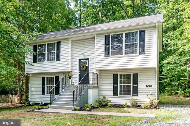 729 Canterbury Drive, RUTHER GLEN, VA 22546 (#VACV124352) :: Eng Garcia Properties, LLC