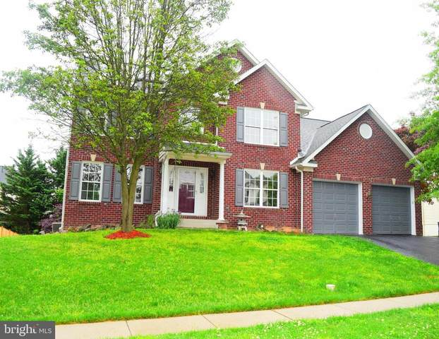 4807 Clarendon Drive, FREDERICK, MD 21703 (#MDFR283150) :: Network Realty Group