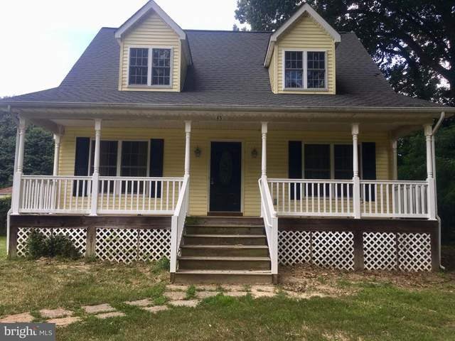 43 Westmoreland Drive, COLONIAL BEACH, VA 22443 (#VAWE118504) :: The Riffle Group of Keller Williams Select Realtors