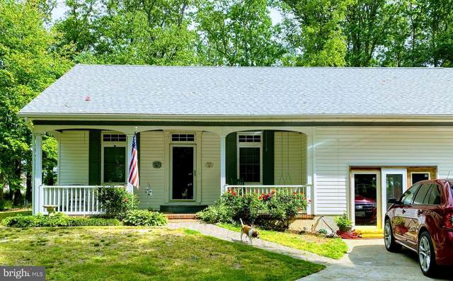11507 Saint Martins Neck Road, BISHOPVILLE, MD 21813 (#MDWO122750) :: RE/MAX Coast and Country