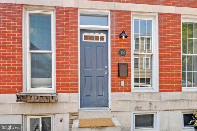 1430 Marshall Street, BALTIMORE, MD 21230 (#MDBA552634) :: The Dailey Group