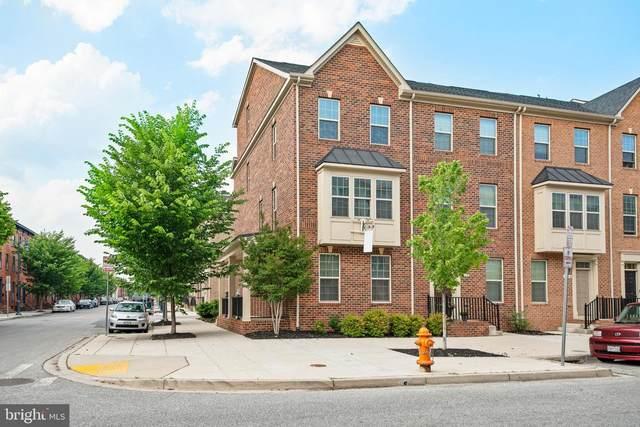 1710 E Eager Street, BALTIMORE, MD 21205 (#MDBA552640) :: Dart Homes