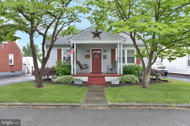 11032 Lincoln Avenue, HAGERSTOWN, MD 21740 (#MDWA180058) :: The Riffle Group of Keller Williams Select Realtors