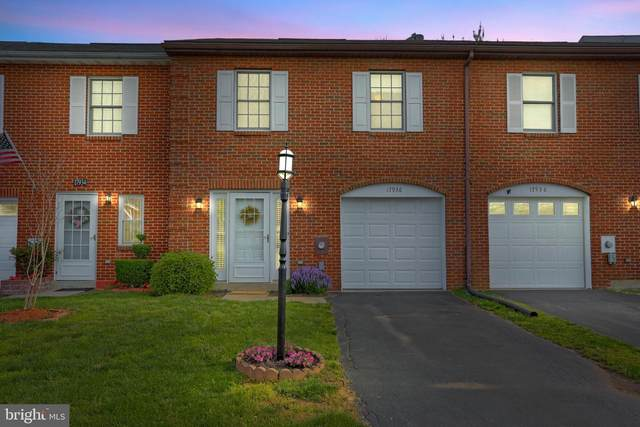 17936 Clubhouse Drive, HAGERSTOWN, MD 21740 (#MDWA180062) :: Sunrise Home Sales Team of Mackintosh Inc Realtors
