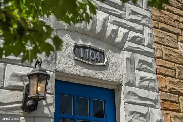 1104 W Lombard Street, BALTIMORE, MD 21223 (#MDBA552720) :: Talbot Greenya Group