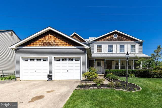 176 Knotty Oak Drive, MOUNT LAUREL, NJ 08054 (MLS #NJBL398714) :: Kiliszek Real Estate Experts