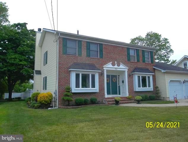 412 Heulings Avenue, RIVERSIDE, NJ 08075 (#NJBL398718) :: Century 21 Dale Realty Co