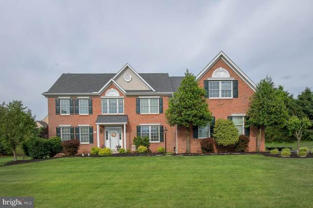 716 Yarmouth Drive, WEST CHESTER, PA 19380 (MLS #PACT537656) :: PORTERPLUS REALTY