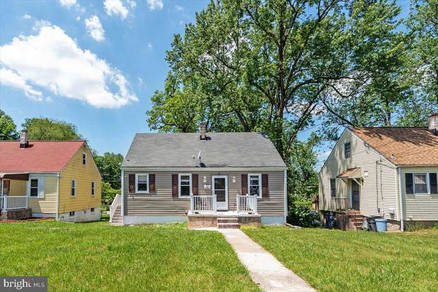 3506 Old Mill Road, BALTIMORE, MD 21207 (#MDBC530616) :: The Putnam Group
