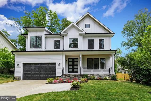 2135 Westmoreland Street, FALLS CHURCH, VA 22043 (#VAFX1204586) :: Jennifer Mack Properties