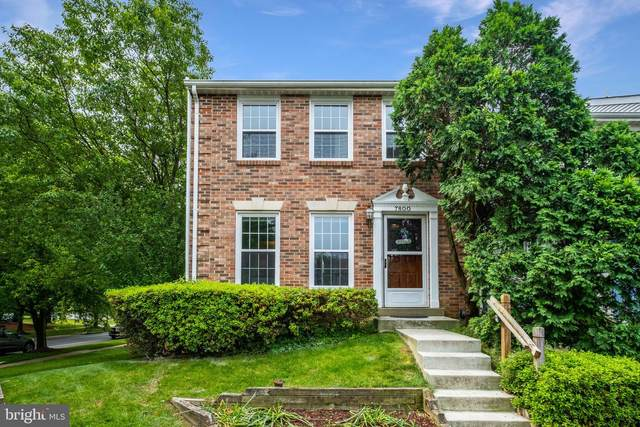 7800 White Cliff Terrace, DERWOOD, MD 20855 (#MDMC760696) :: Bowers Realty Group