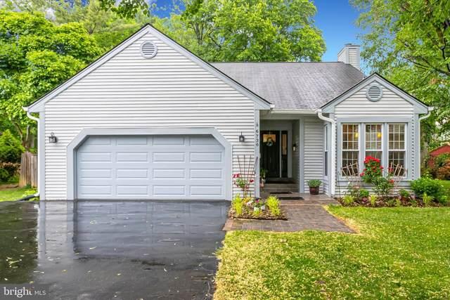 6736 Anders Terrace, SPRINGFIELD, VA 22151 (#VAFX1204608) :: RE/MAX Cornerstone Realty