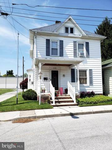 119 M Street, LITTLESTOWN, PA 17340 (#PAAD116322) :: The Craig Hartranft Team, Berkshire Hathaway Homesale Realty