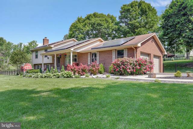 8585 Valley Drive, MIDDLETOWN, MD 21769 (#MDFR283178) :: AJ Team Realty