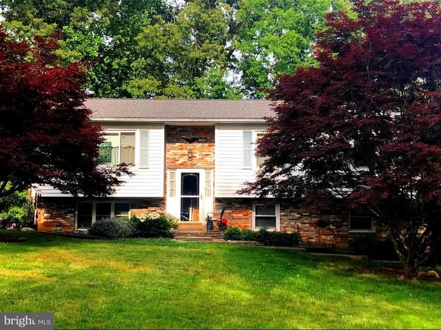 95 Forest Hill Lane, STAFFORD, VA 22556 (#VAST232928) :: RE/MAX Cornerstone Realty