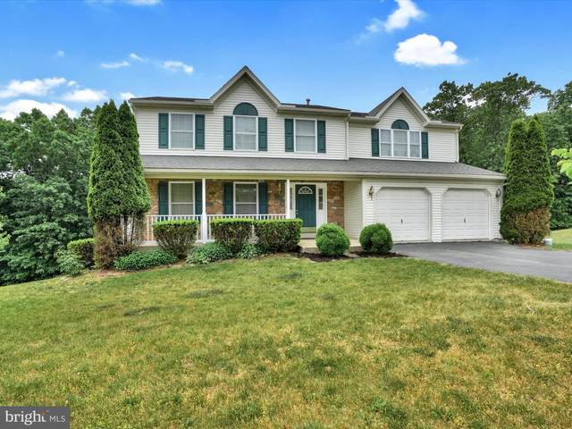 73 Kelsey Drive, SCHUYLKILL HAVEN, PA 17972 (#PASK135480) :: Ramus Realty Group