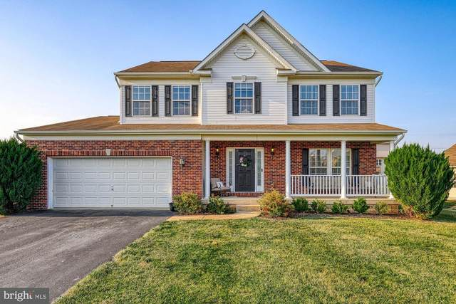 1123 Sage Drive, YORK, PA 17408 (#PAYK159298) :: The Heather Neidlinger Team With Berkshire Hathaway HomeServices Homesale Realty