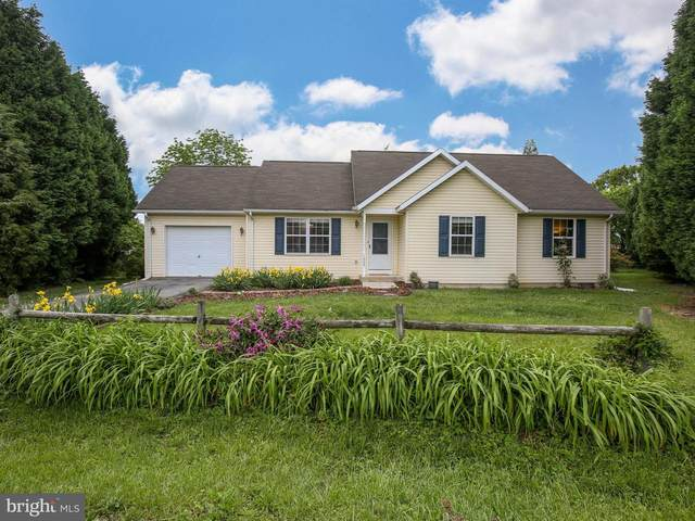 1005 Packard Court, MARTINSBURG, WV 25401 (#WVBE186374) :: Blackwell Real Estate