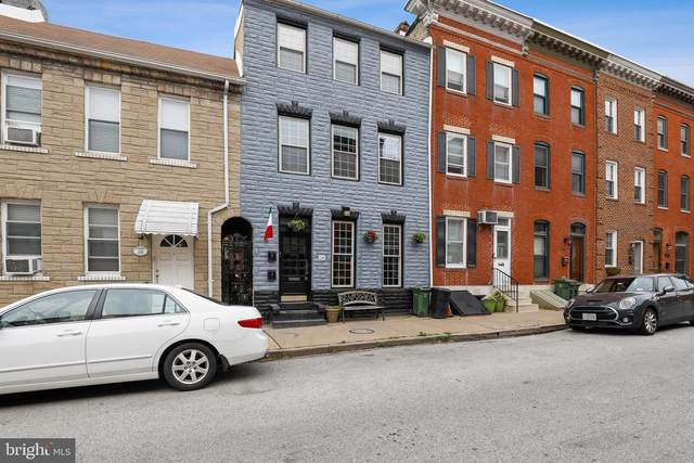 244 S Exeter Street, BALTIMORE, MD 21202 (#MDBA552770) :: Charis Realty Group
