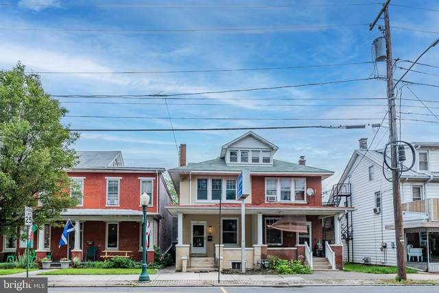 231 Bridge Street, NEW CUMBERLAND, PA 17070 (#PACB135360) :: The Joy Daniels Real Estate Group