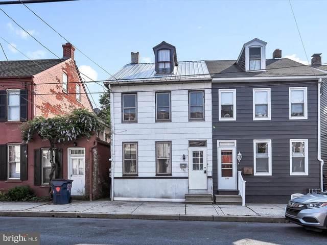536 N 2ND Street, COLUMBIA, PA 17512 (#PALA182944) :: The Joy Daniels Real Estate Group