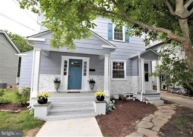 710 Polk Avenue, LAWRENCE TOWNSHIP, NJ 08648 (#NJME313158) :: Sunrise Home Sales Team of Mackintosh Inc Realtors