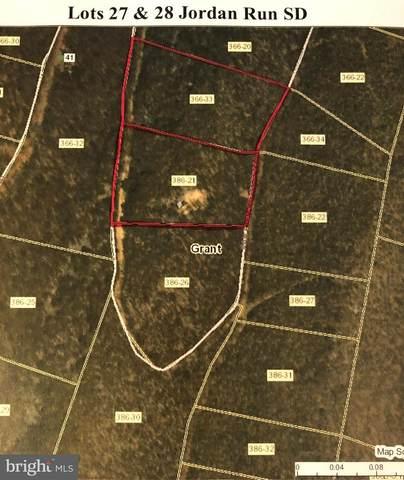 Panther Road, MAYSVILLE, WV 26833 (#WVGT103496) :: Eng Garcia Properties, LLC