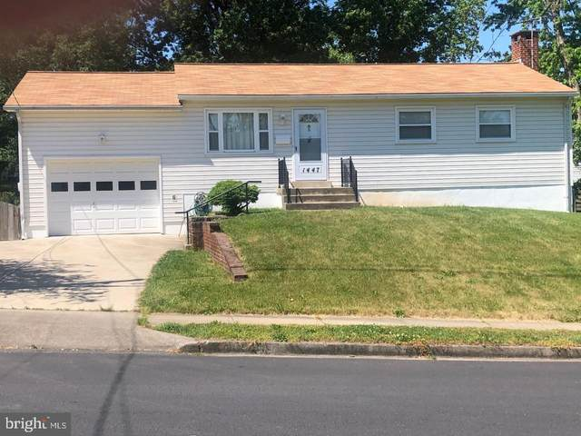 1447 Maryland Avenue, WOODBRIDGE, VA 22191 (#VAPW524000) :: Jennifer Mack Properties